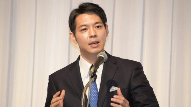 イケメンと評判の北海道知事・鈴木直道