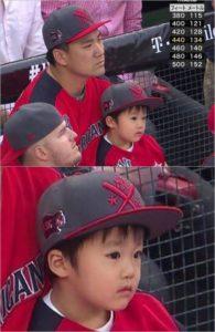 田中将大(マー君)の子供が超イケメンでかわいい?