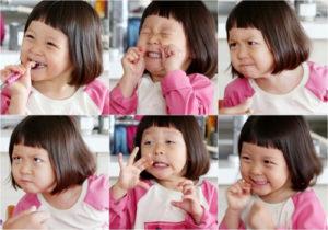 サランちゃんは韓国で大人気子役でCM1本2000万!