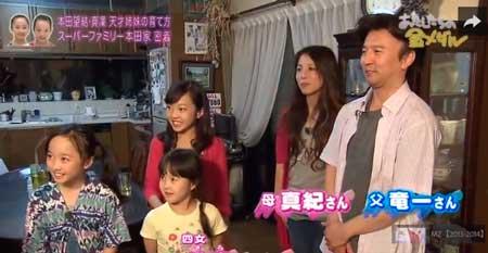 本田望結の親の職業は不動産関係?年商20億の祖父が本田姉妹を支援!