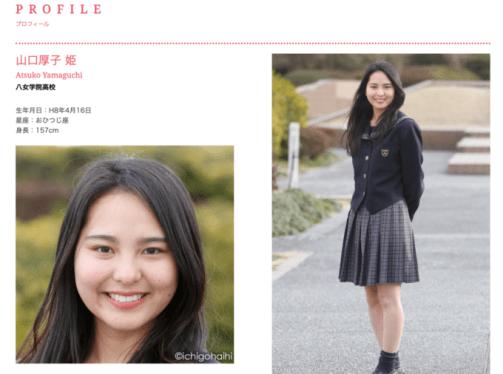 マコ(Niziu)の姉・山口厚子は一体何者?
