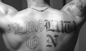 タトゥーのある男性芸能人まとめ!意外な俳優からジャニーズまで!