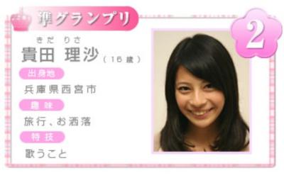 貴田沙里のwikiプロフィール
