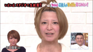 矢口真里はデビュー当時と顔が別人で整形確定?顔の変化を時系列で検証